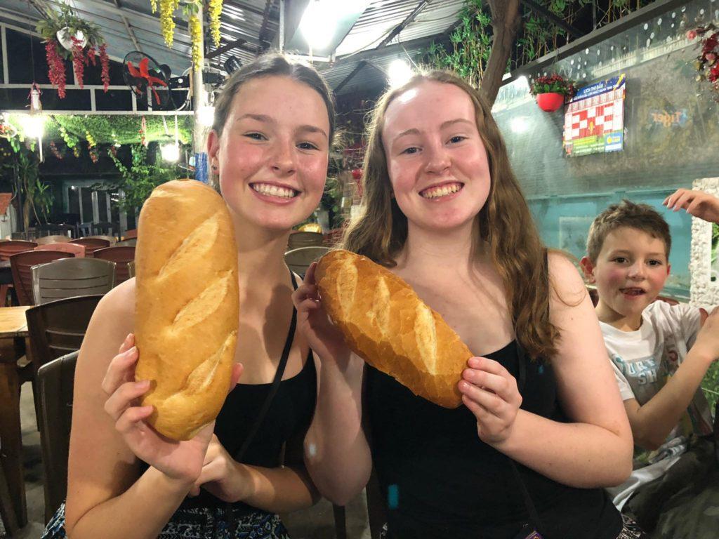 Vietnamese Banh Mi - Saigon Foodie Tour