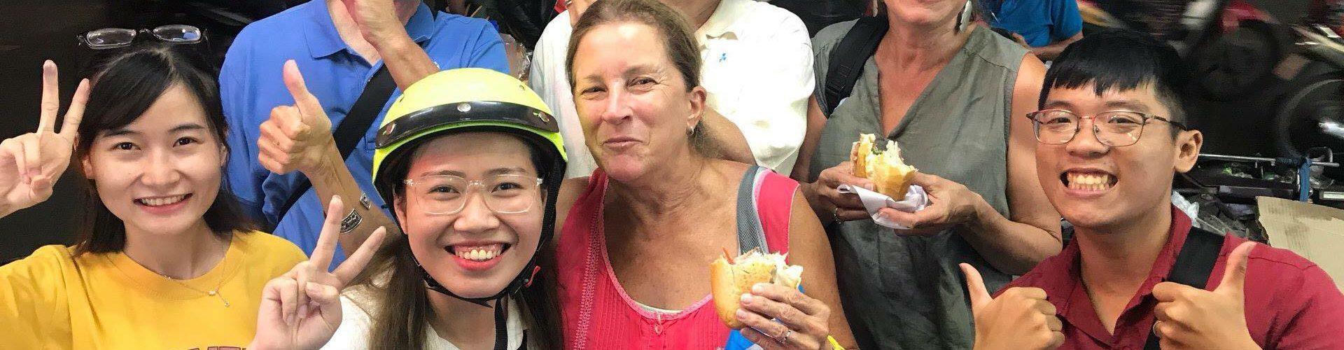 Saigon street food tour - Banh Mi must try in Vietnam popular food