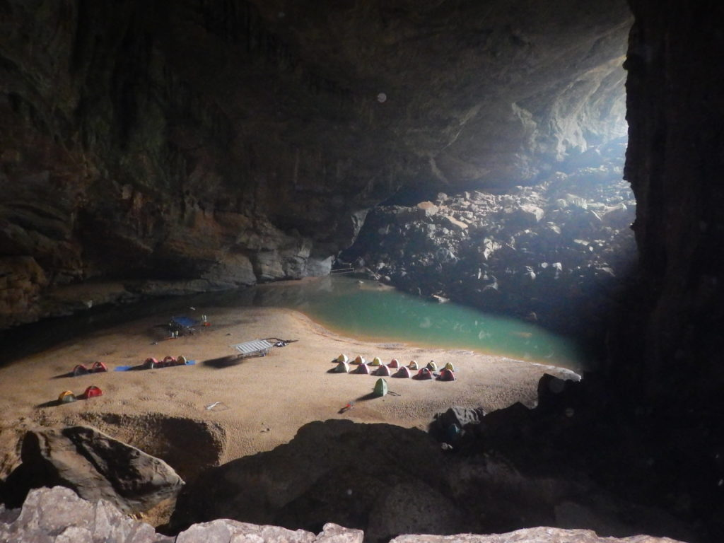 Overnight in Hang En - Private Vietnam Tours