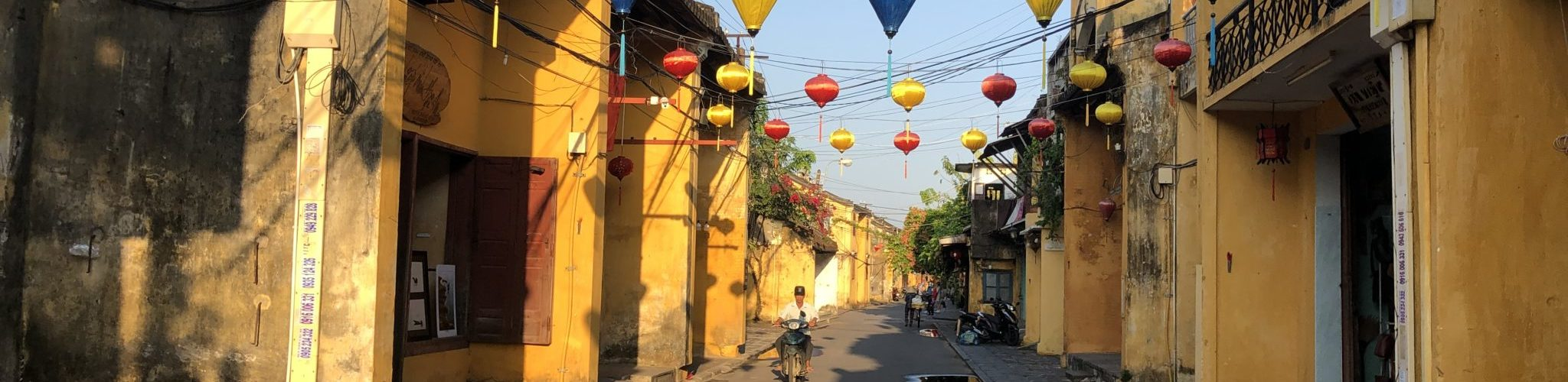 Good Morning Hoian on Private Vietnam Tour with Xinchao