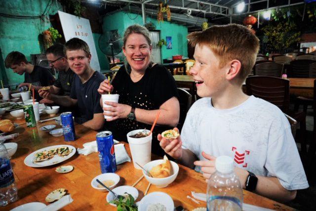 Enjoy local seafood on Saigon Food Tour