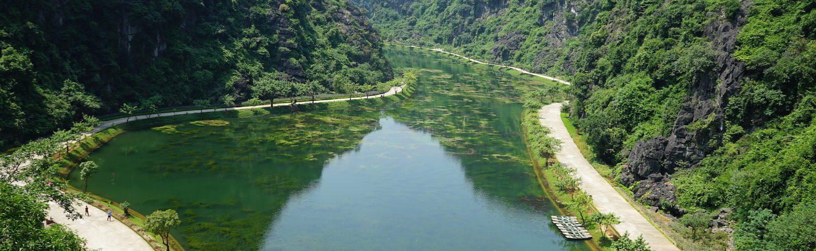 Ninh Binh - An Tiem cave