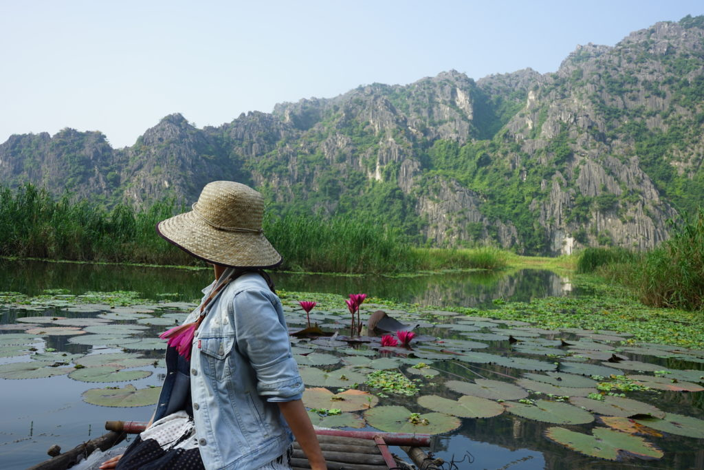 Ninh Binh - Van Long excellent tour with Xinchao Private Vietnam Tours