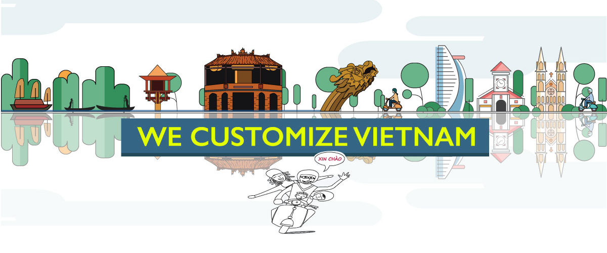 Private and Custom Tour in Vietnam