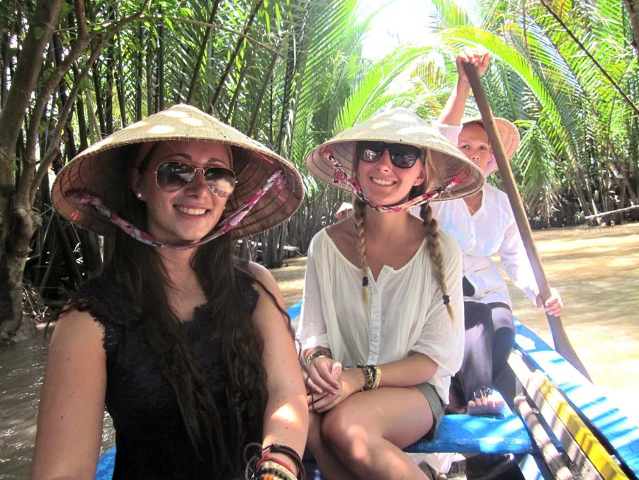 Vietnamese locals