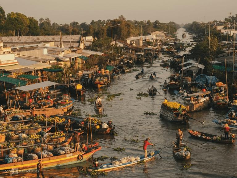 Charming Southwest Vietnam