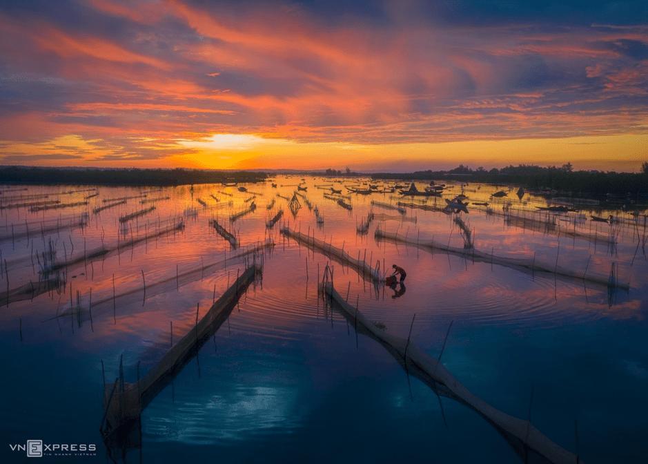 Tam Giang lagoon system