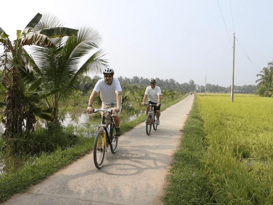 Rural villages in Vietnam